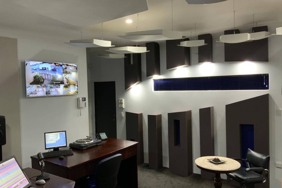 Control Room Entrance