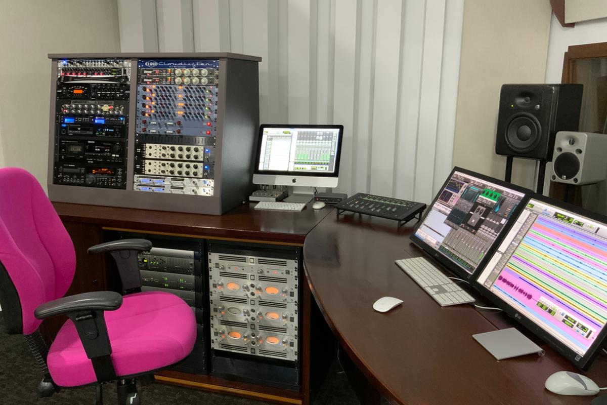 Control Room Heart